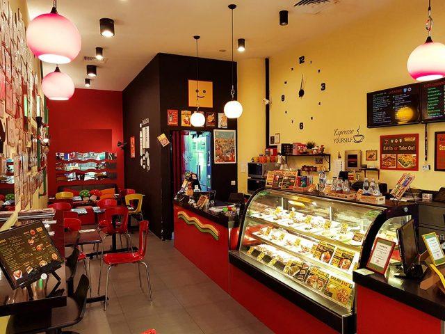 Super Dario Lasagne Café