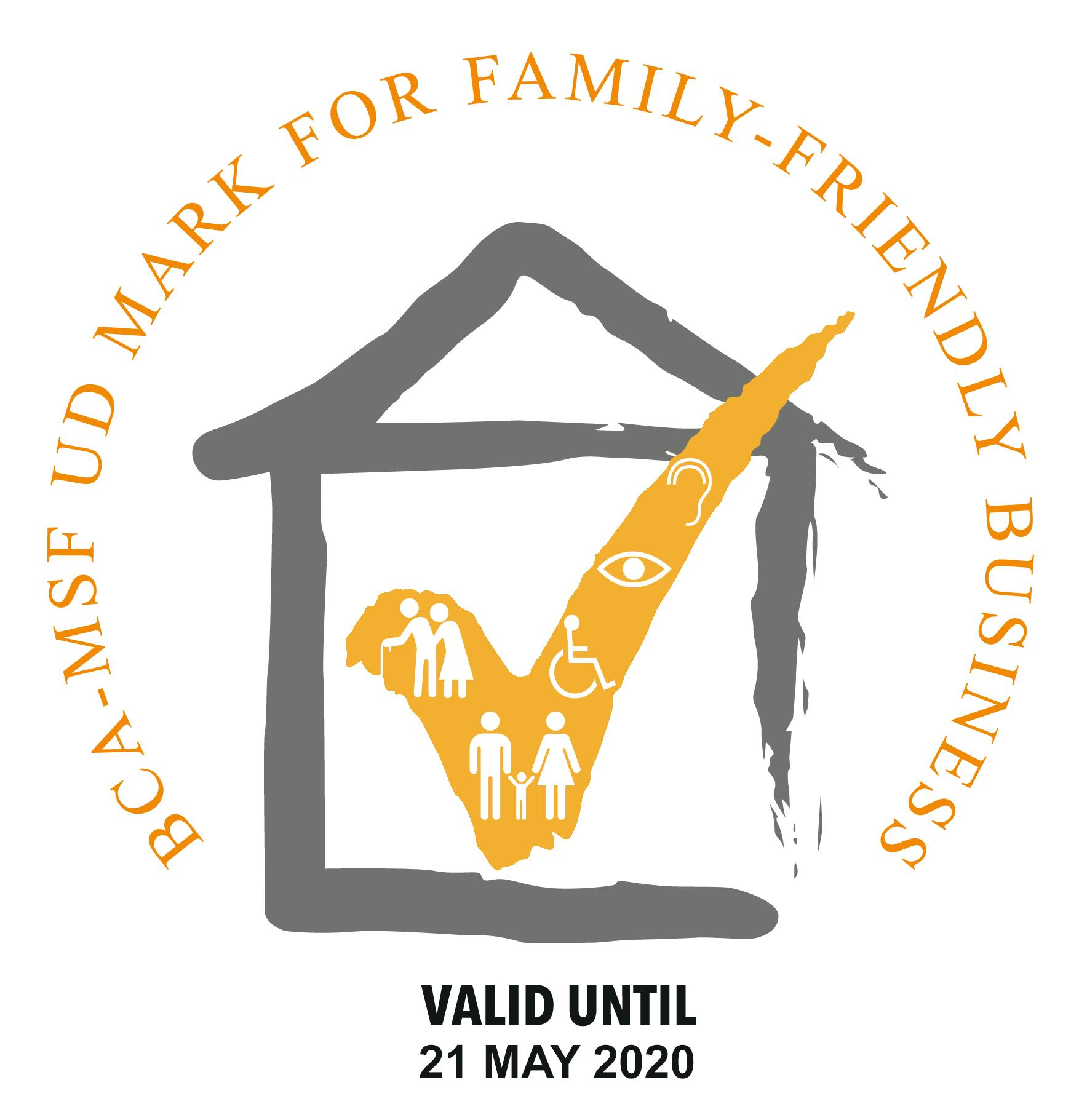 Building and Construction Authority (BCA) and Ministry of Social and Family Development (MSF): BCA-MSF Universal Design Mark for Family-Friendly Business Platinum Award 2018
