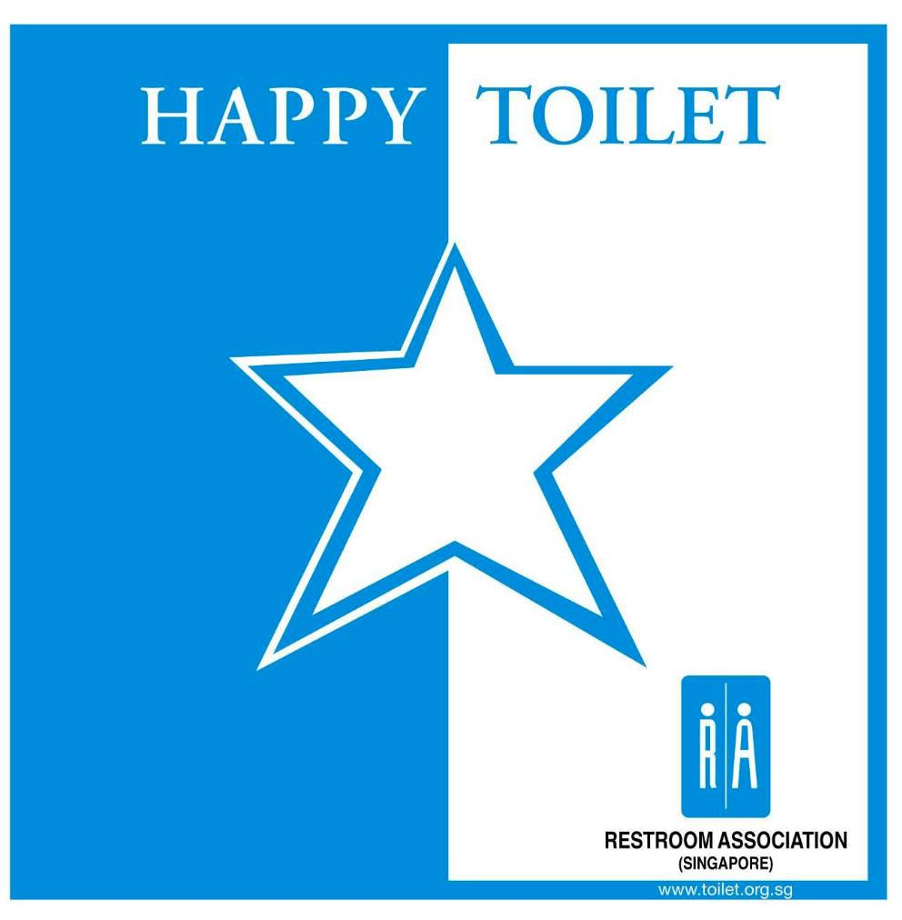 Restroom Association (Singapore): Happy Toilet Programme Re-certification 2013